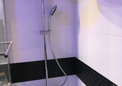 installation douche a l'italienne issy-les-moulineaux 92130