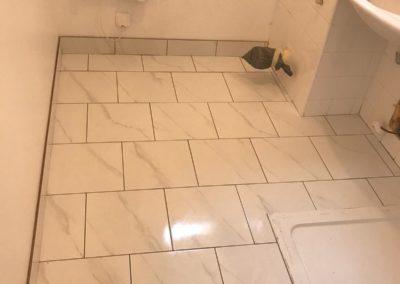 carrelage de salle de bains issy les moulineaux